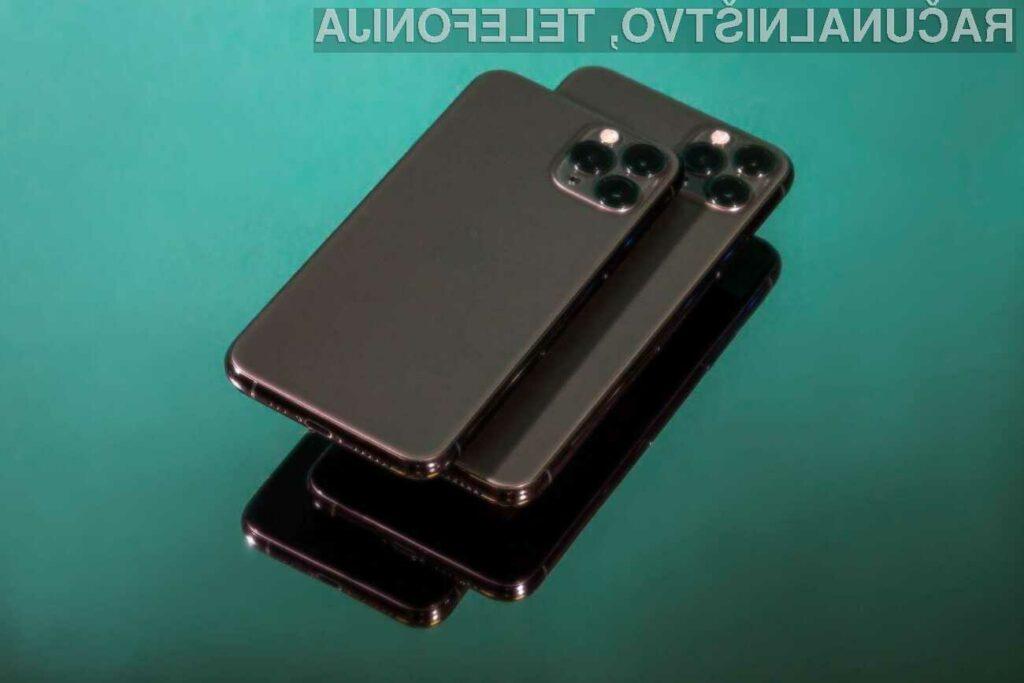 Prvi telefon Apple brez fizičnih priključkov bi lahko bil model iPhone 13.