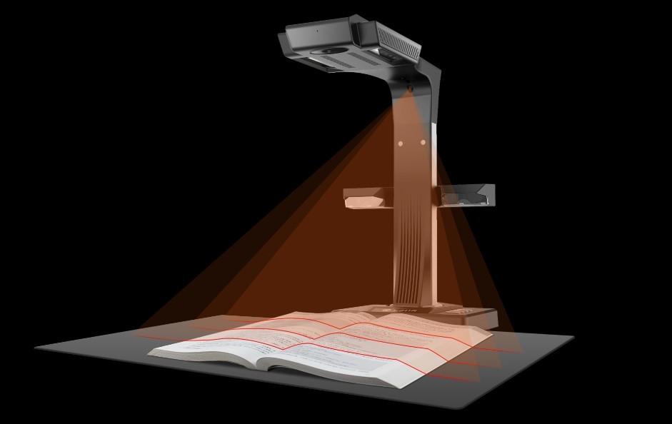 CZUR knjižni skener