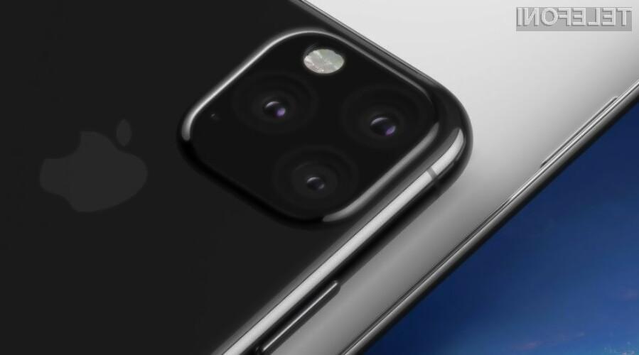 Zaslone za telefone iPhone 12 bosta Applu zagotavljala podjetji LG in Samsung.