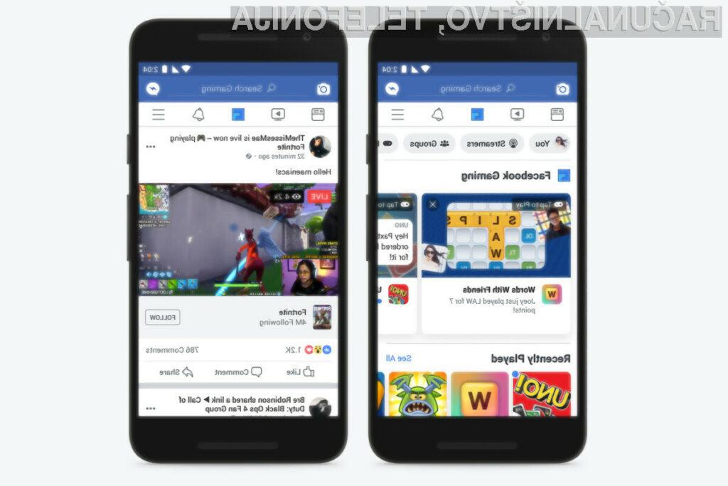 Po priljubljenosti na prvih štirih mestih najdemo mobilne aplikacije, ki so last največjega družbenega omrežja Facebook.