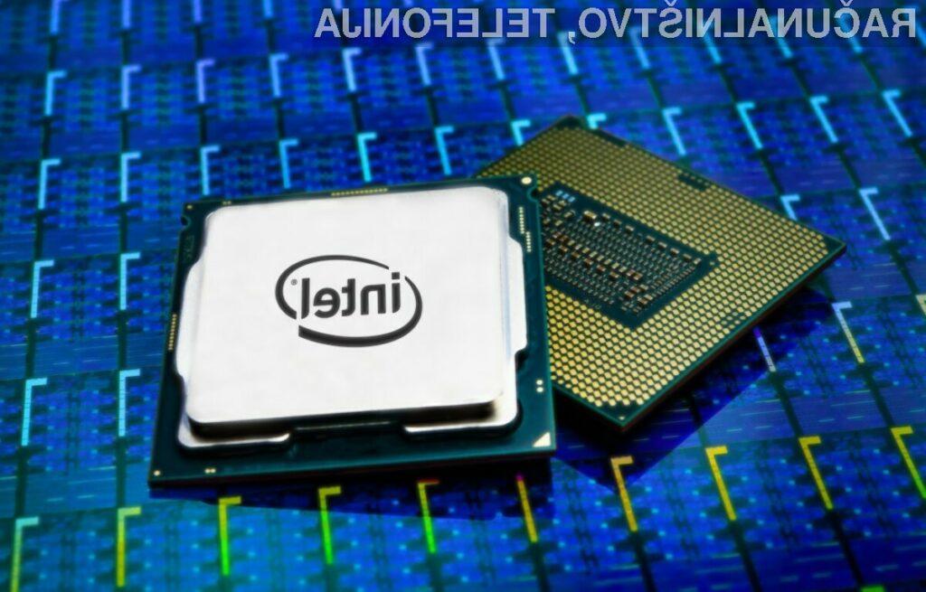 Procesorji Intel Comet Lake-S bodo resnično nekaj posebnega!