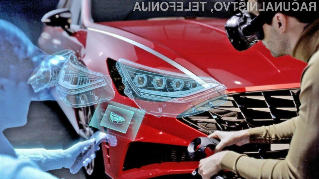 Navidezna resničnost je že močno ukoreninjena v razvojni proces avtomobilskih gigantov Hyundai in Kia.