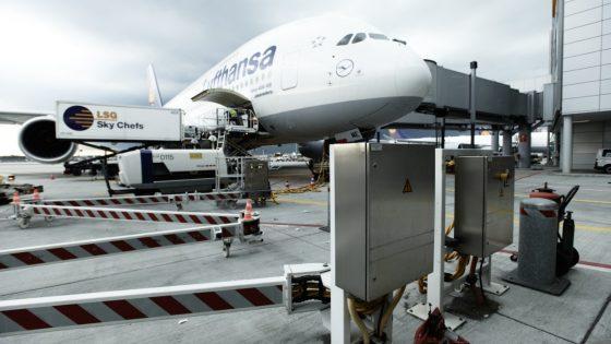 Letališke rešitve, ki jih lahko občutite