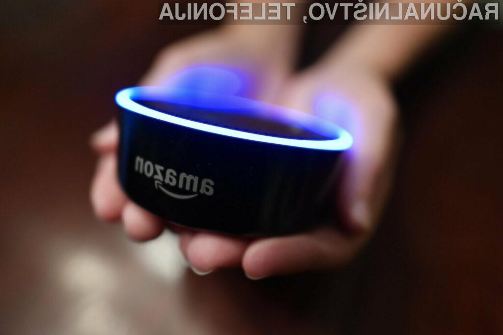 Zvok digitalne asistentke Amazon Alexa postaja iz dneva v dan bolj človeški.