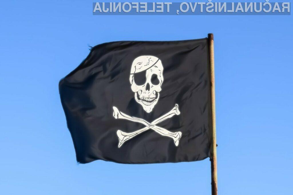 Piratstvo v Sloveniji je med najnižjimi v Evropski uniji.