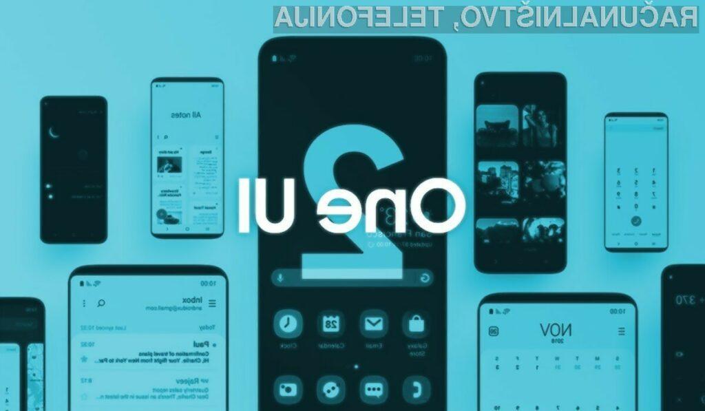 Pametna mobilna telefona Galaxy S8 in Galaxy Note8 posodobitve na novi Android 10 ne bosta prejela.