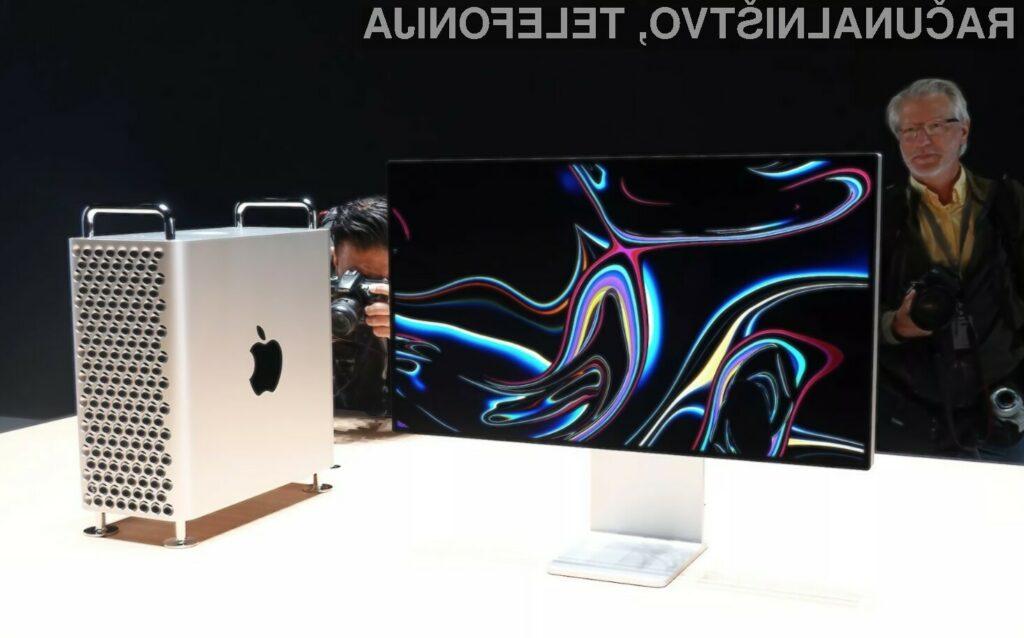 Novi Mac Pro na voljo od 10. decembra naprej