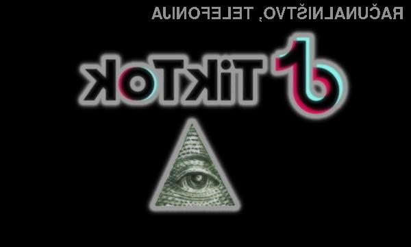 Vojna mornarica Združenih držav Amerike je aplikacijo TikTok enostavno prepovedala.