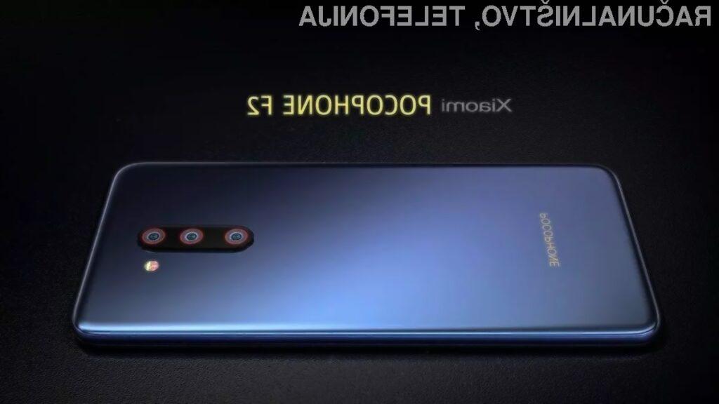 Xiaomi Pocophone F2 naj bi za razumno ceno ponujal izjemno strojno opremo.