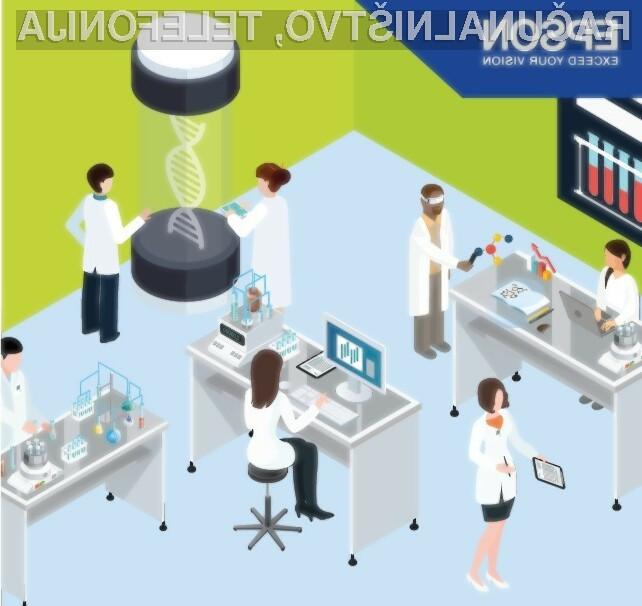 Ekološko napredni Epsonovi tiskalniki kot nalašč za šole