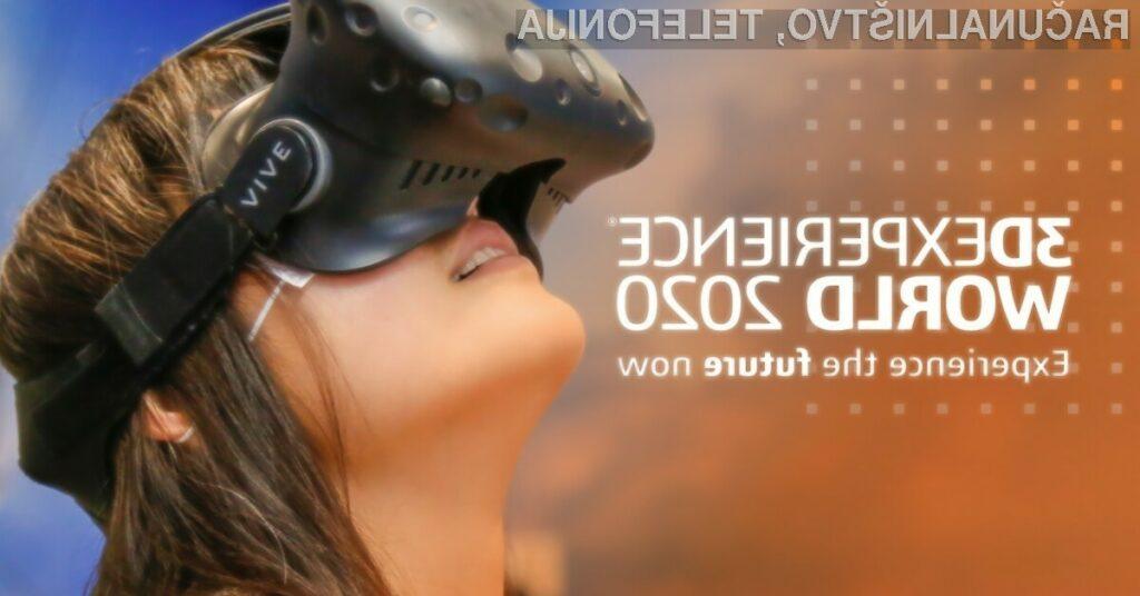 Konferenca 3DEXPERIENCE® World 2020