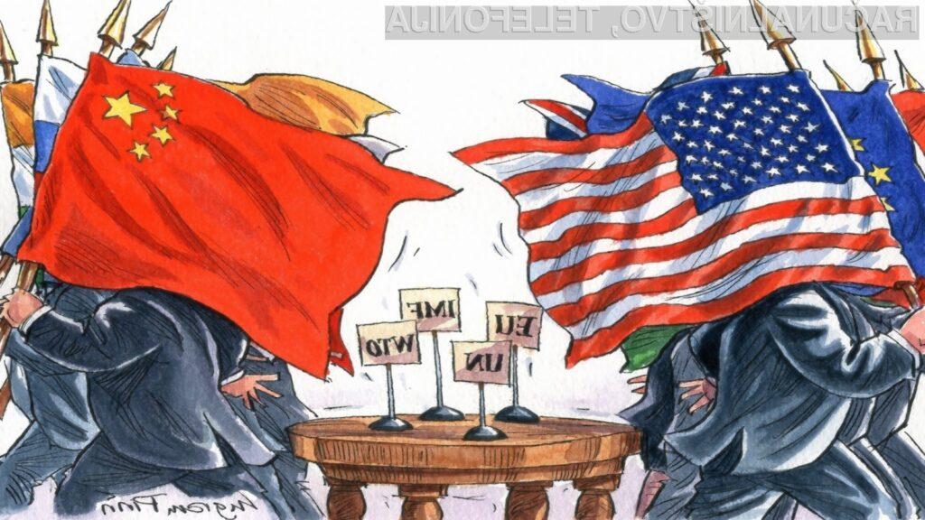 ZDA naj bi še dodatno zaostrile sankcije proti kitajskim podjetjem!