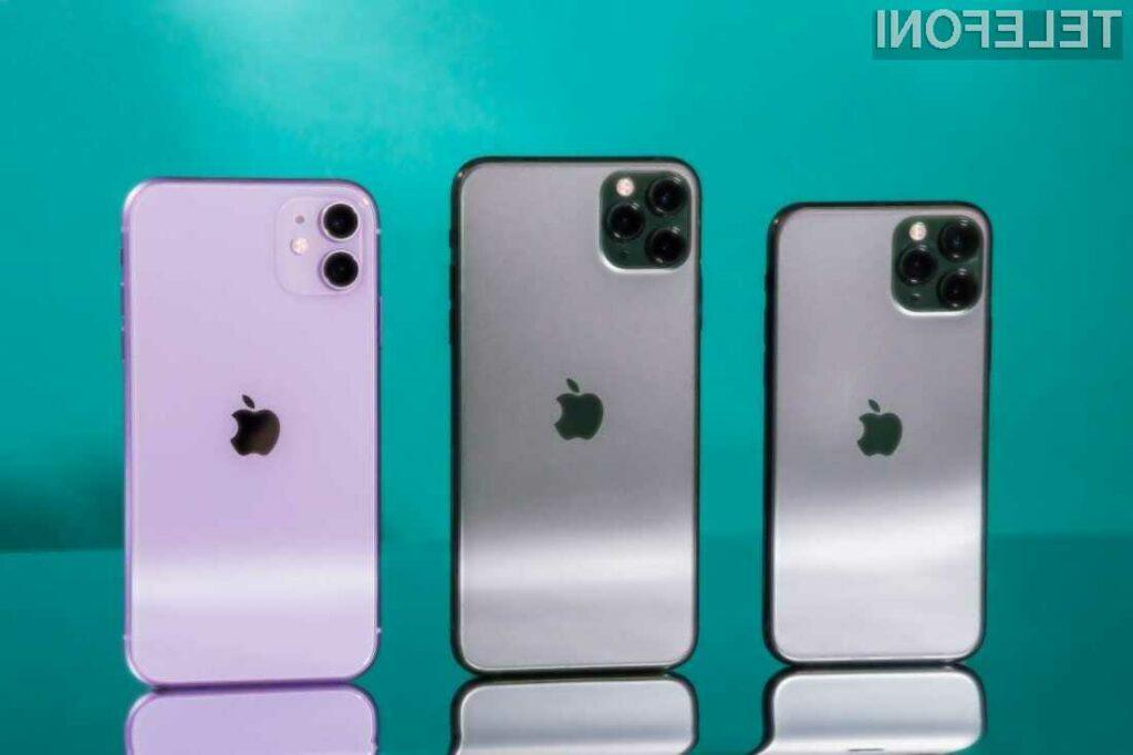 Novi iPhone 12 bi lahko postal tanjši