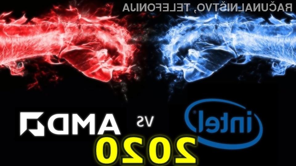 CES 2020: AMD vs. Intel – kaj nas letos čaka na področju procesorjev