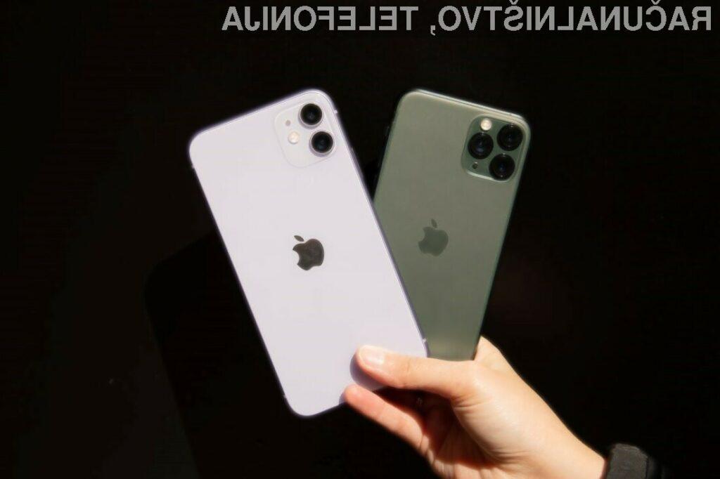 Cenejši pametni mobilni telefoni iPhone naj bi bili naprodaj v prvi polovici letošnjega leta.
