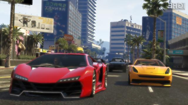 Več kot pet let po izidu GTA 5 v Rockstarovo blagajno še vedno prinaša velike denarce.