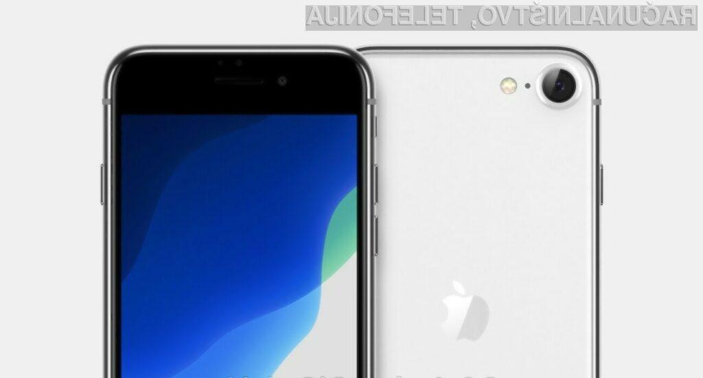 Novi iPhone 9 naj bi bil precej cenejši v primerjavi z modeli iPhone 11.