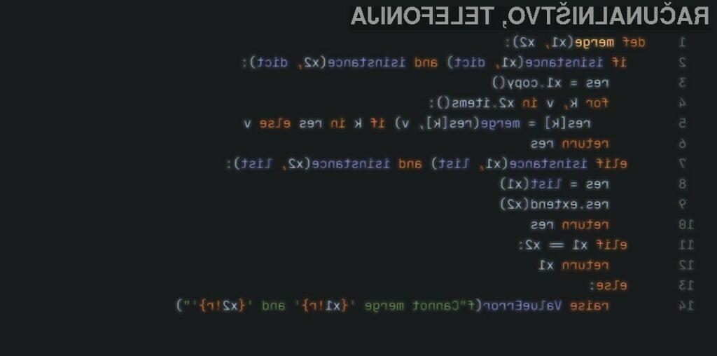 Pisava za programiranje JetBrains Mono je že navdušila mnoge!
