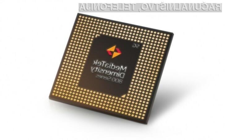MediaTek Dimensity 800 bo mobilno omrežje 5G še bolj približal uporabnikom storitev mobilne telefonije.
