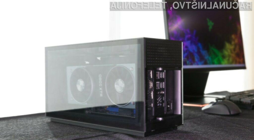 Kompaktni in modularni osebni računalnik Razer Tomahawk N1 je navdušil mnoge ljubitelje iger.
