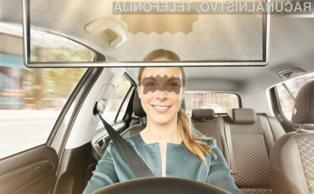 Prvi pametni senčnik za avtomobile