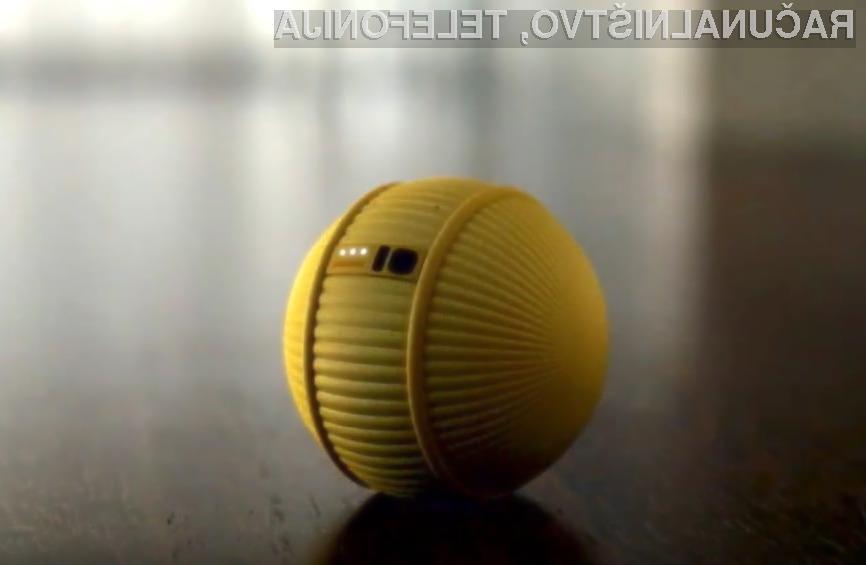 Nenavaden robotski asistent Samsung Ballie je že navdušil mnoge.