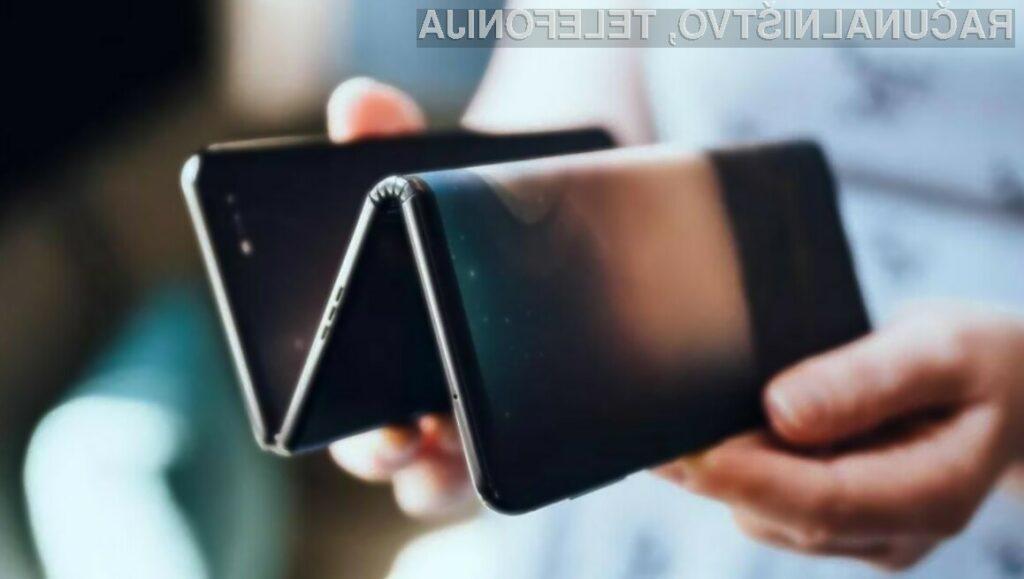 Diamantno steklo bi lahko odpravilo težave povezane s prepogljivimi zasloni.