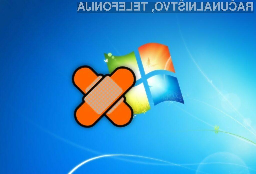 Kljub ukinitvi podpore za Windows 7, zanj prihaja še en popravek!