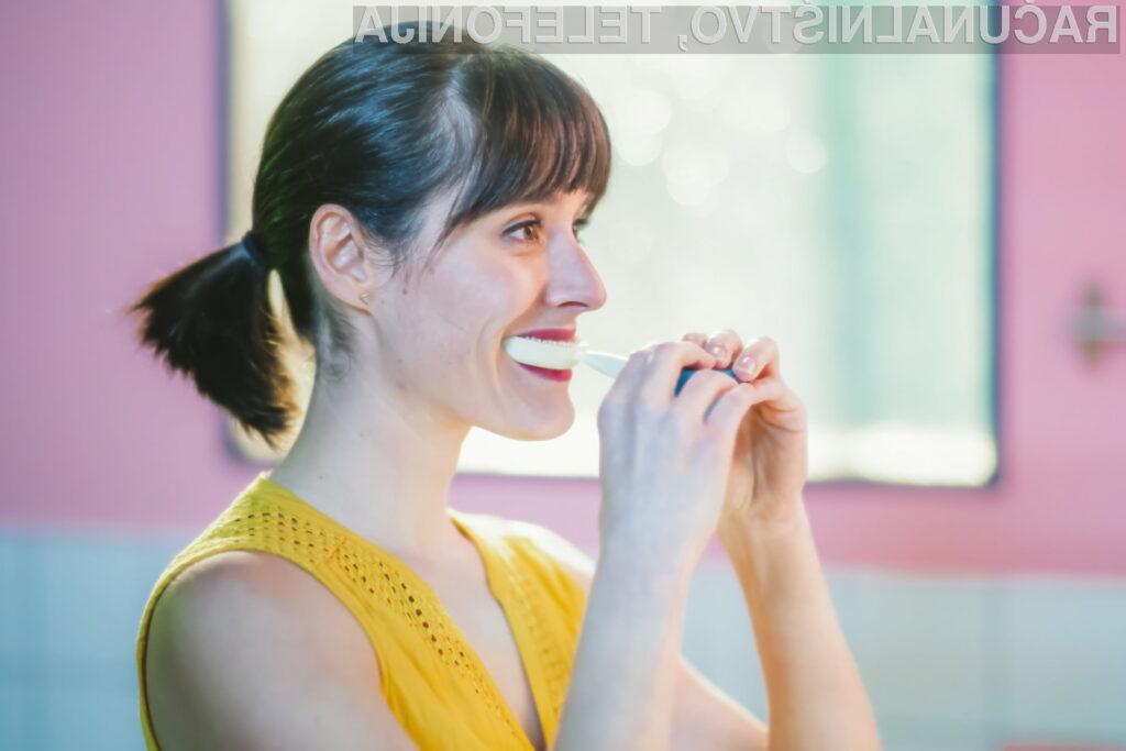 Za temeljito čiščenje zob bomo odslej potrebovali zgolj 10 sekund.