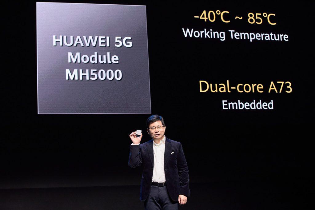 Nadgrajeni Huaweiev usmerjevalnik združuje 5G s standardom Wi-Fi 6