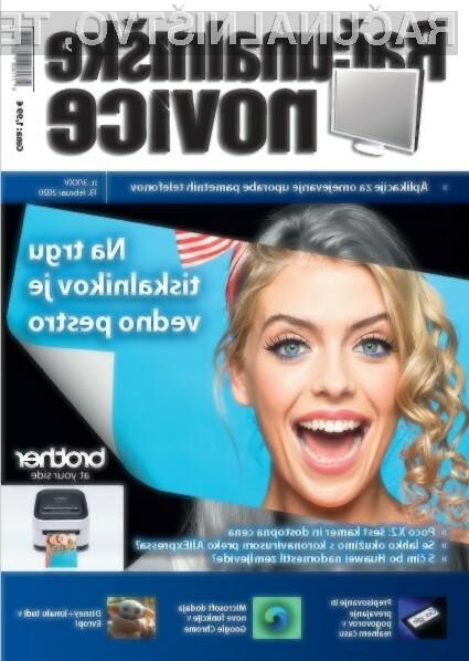 Nova številka revije: Na trgu tiskalnikov je vedno pestro