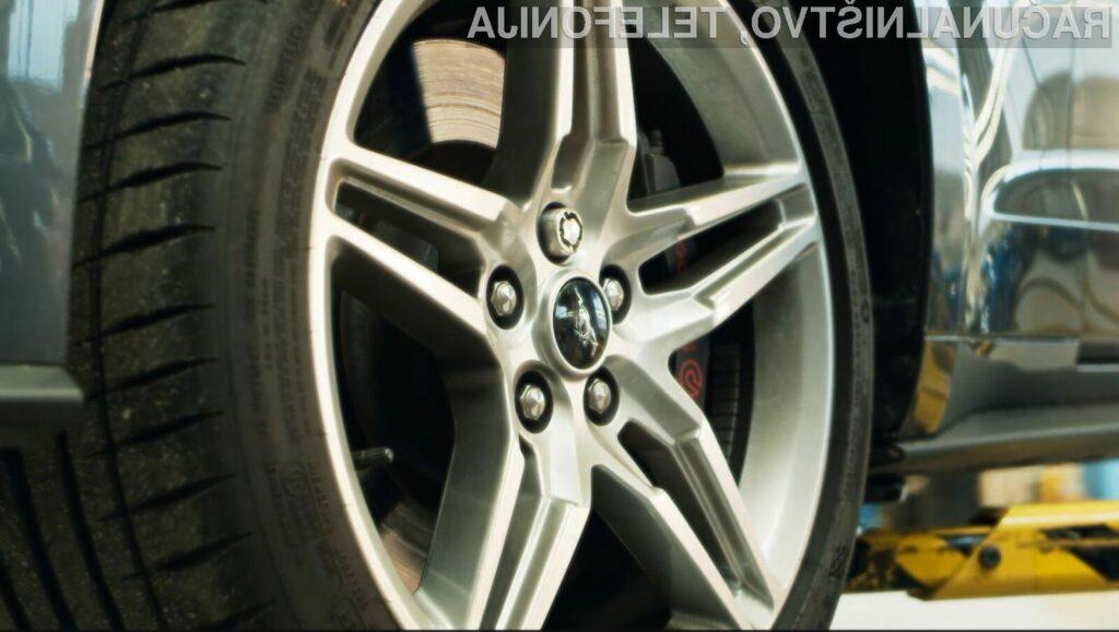 Varnostne kolesne matice podjetja ford naj bi zagotavljale popolno zaščito pred krajo avtomobilskih platišč.