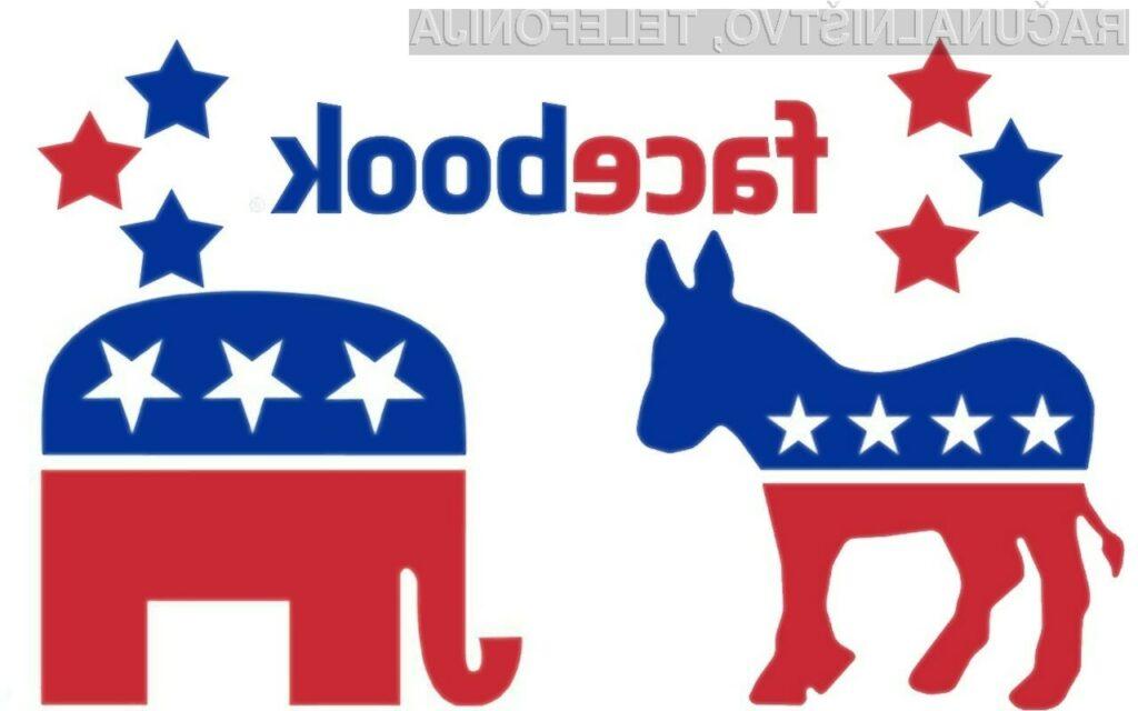 Politično obarvane objave influencerjev niso politično oglaševanje