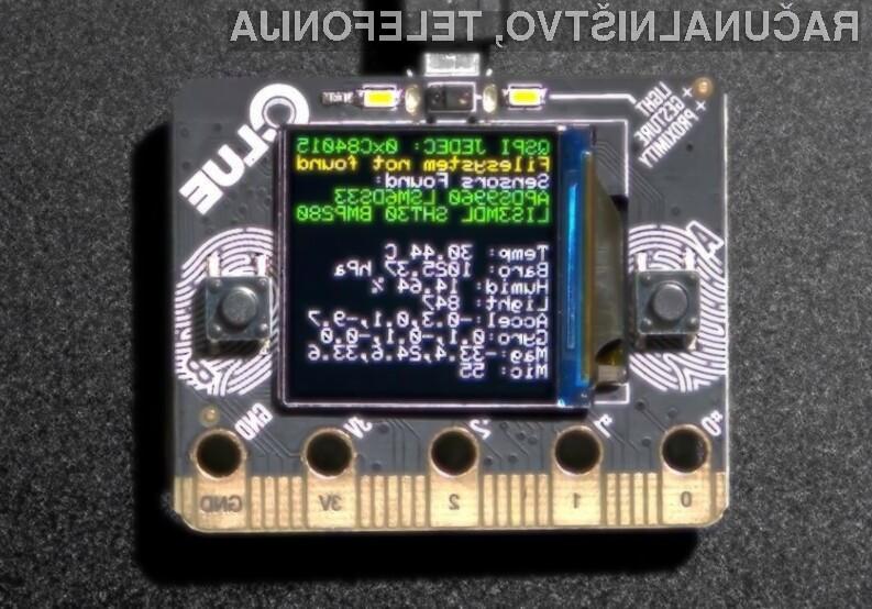 Superpoceni miniaturni računalnik z vgrajenim zaslonom!