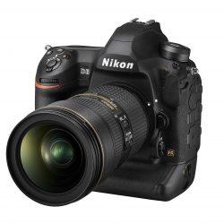 Nikon D6 je najhitrejši in najzanesljivejši Nikon doslej
