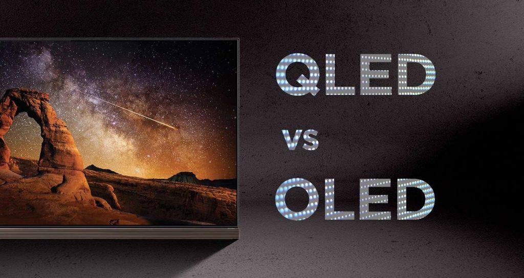 Samsung QLED vs. LG OLED: Primerjava dveh najboljših televizijskih tehnologij v letu 2020
