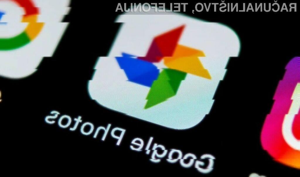 Google zaradi napake ogrozil zasebnost uporabnikov storitve Google Photos!