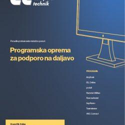 Strokovnjaki revije c't so na preizkus postavili osem programskih orodij za delo na daljavo, poleg slovenskega ISL Online, še AnyDesk, pcvisit, Remote Utilities, RescueAssist, SupRemo, Teamviewer in VNC Connect.