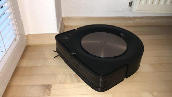Z Roombo s9+ bo vaš dom vedno čist