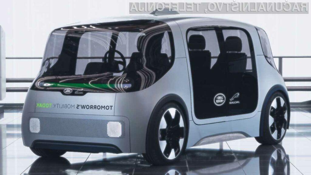 Jaguar Land Rover: spoznajte novo smer mobilnosti