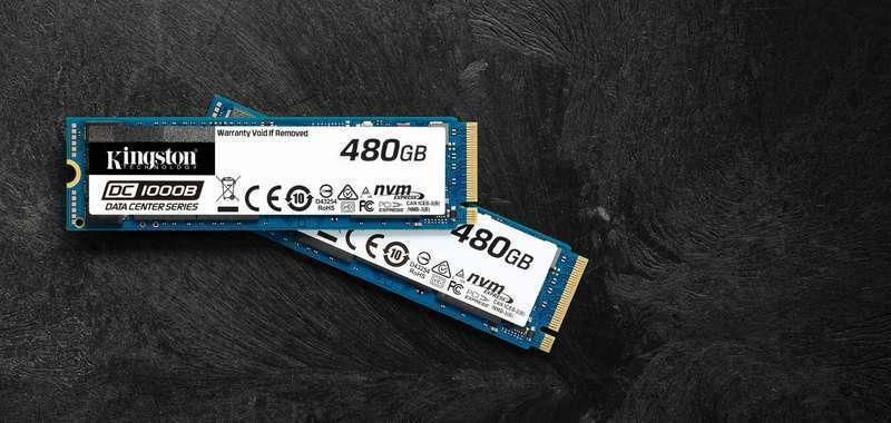 Kingston Technology z novim pogonom NVMe SSD za podatkovne centre