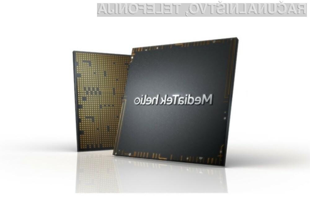 Nadvse zmogljiv igričarski procesor MediaTek Helio G80 bo namenjen pametnim mobilnim telefonom srednjega cenovnega razreda.