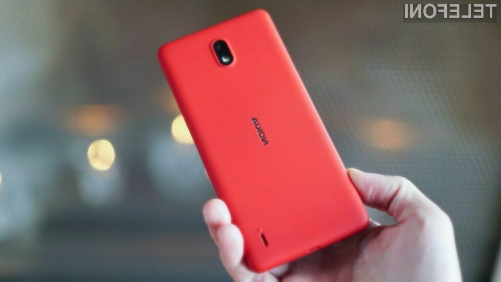 Nokia 1.3 bo namenjena predvsem manj zahtevnim uporabnikom storitev mobilne telefonije.