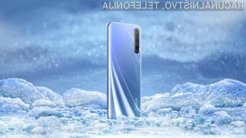 Pametni mobilni telefon Realme X50 Pro 5G bo javnosti predstavljen kar na svetovnem spletu.