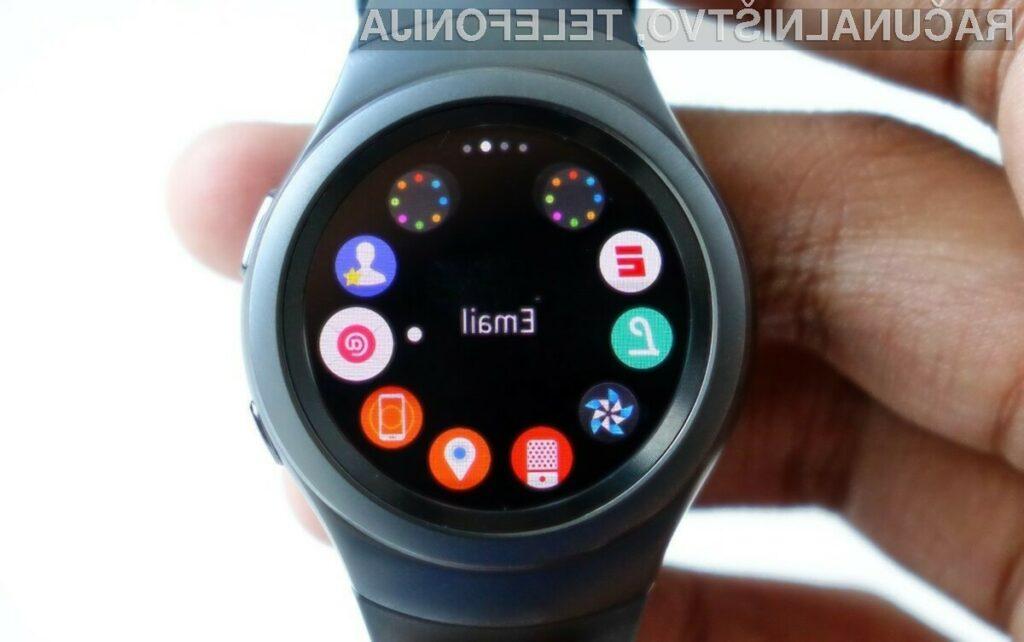 Pametna ročna ura Samsung Galaxy Gear S2 je bila deležna pomembne posodobitve!