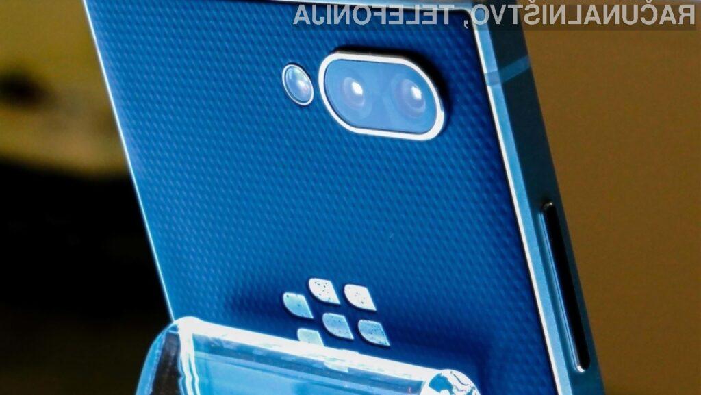 Pametni mobilni telefoni BlackBerry bi se lahko kmalu poslovili za vedno!