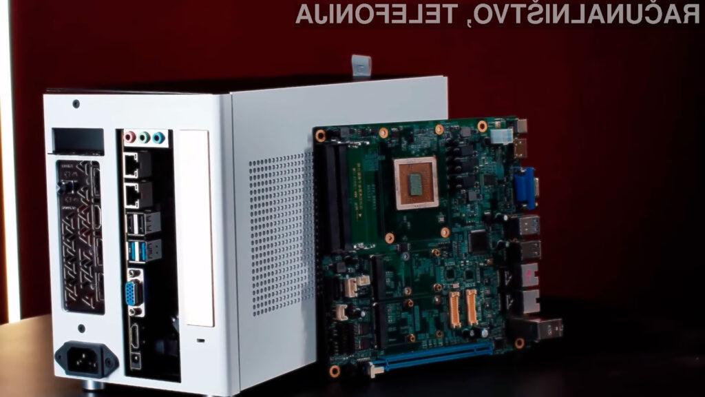 Kitajski procesor Zhaoxin KaiXian KX-U6780A bo kupcem na voljo že marca.