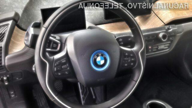 V prihodnosti bi lahko imeli avtomobilske volane, ki bodo spreminjali obliko.
