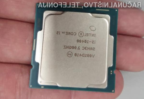 Procesorji Intel Comet Lake-S naj bi bili nekoliko dražji v primerjavi s predhodniki.