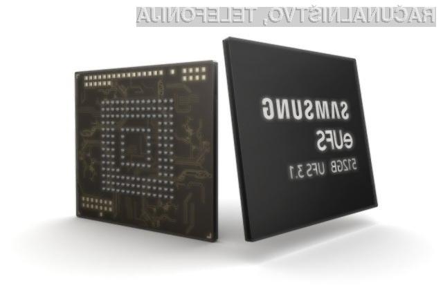Samsung obljublja neverjetno hitrost prenosa podatkov na mobilnih napravah!